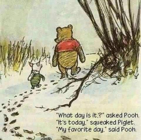 www.spiritselfhealth.com-wisdom of Winnie the pooh